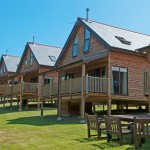 Luxury Eco Lodges at Calbourne Water Mill Isle of Wight (1)