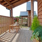 Luxury Eco Lodges at Calbourne Water Mill Isle of Wight (13)