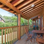 Luxury Eco Lodges at Calbourne Water Mill Isle of Wight (2)