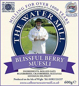 MUESLI blissful berry 600g