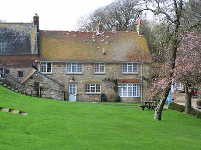 traditional holiday cottages isle of wight