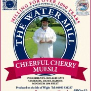 Munter Cherry Müsli 600g