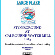 Large Flake Flour