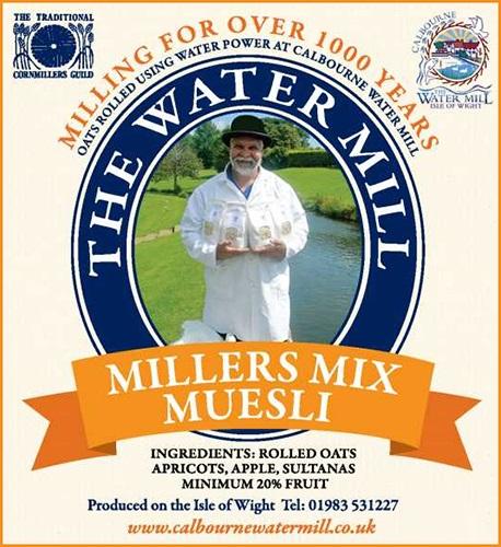 Millers Mix Muslis 3kg