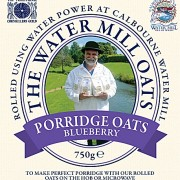 Porridge Oats with Blueberry 750g
