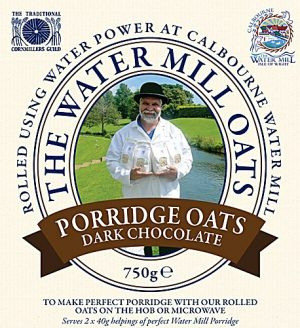 Porridge Oats with Dark Chocolate 750g