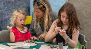 Art and Craft at Calbourne Mill