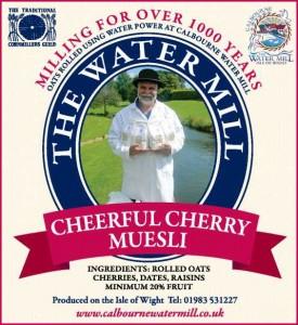 Cheerful Cherry Muesli 3kg
