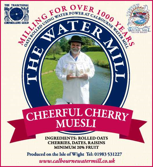 Cheerful Cherry Muesli 3kg