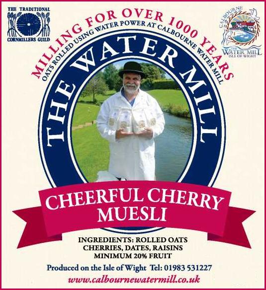Munter Cherry Müsli 3kg