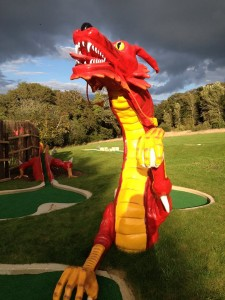 Drachen Adventure Golf