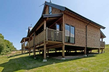 Luxury Eco Lodges Isle of Wight