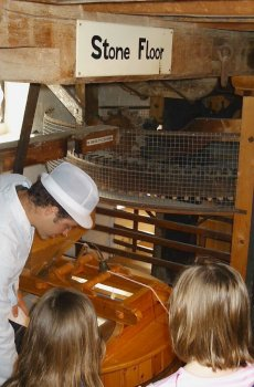 education at Calbourne Water Mill