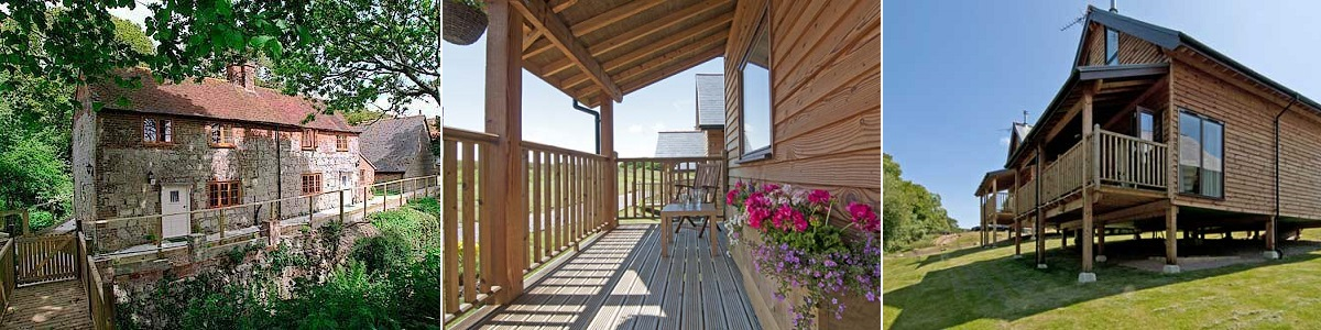 Holiday Accomodation at Calbourne Water Mill