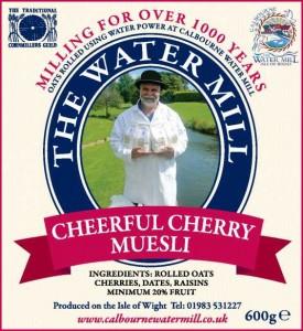 Cheerful Cherry Muesli 600g