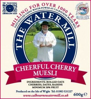 Cheerful Cherry Muesli 600g