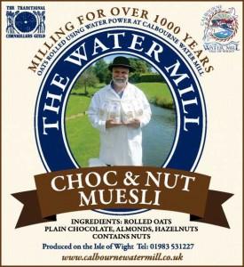 Choc and Nut Muesli 3kg