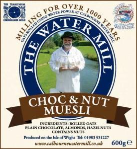 Choc and Nut Muesli 600g