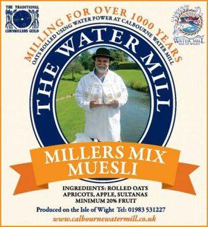 Millers Mix Müsli 3kg