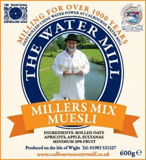 Millers Mix Mysli 600g