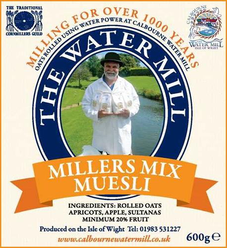 Millers Mix Müsli 600 g
