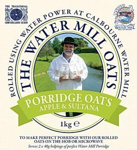Porridge Oats with Apple & Sultana 1kg