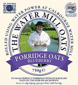 Porridge Oats with Blueberry 750g