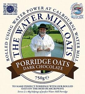 Porridge Oats with Dark Chocolate 750g